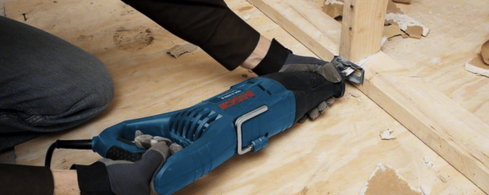 comment utiliser scie sabre